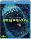 MEG ザ・モンスター ブルーレイ&DVDセット(2枚組/ステッカー付き)(初回仕様)【Blu-ray】