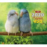ミニ判カレンダーインコ(2020年) ([カレンダー])