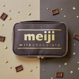 明治ミルクチョコレート 95th Anniversary マルチポーチ BOOK (バラエティ)