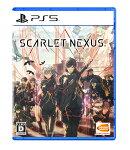 【早期予約特典】SCARLET NEXUS PS5版(追加コスチューム・アタッチメントが入手できる特典コード)