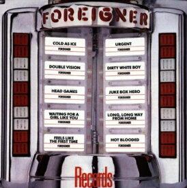 【輸入盤】Records [ Foreigner ]