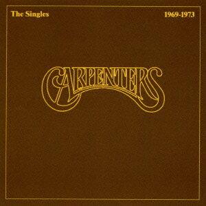 シングルス 1969〜1973(初回限定盤 紙ジャケット&紙ケース) [ カーペンターズ ]