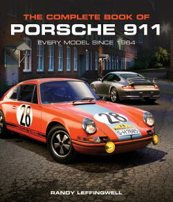 COMPLETE BOOK OF PORSCHE 911,THE(H)