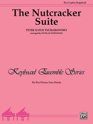 The Nutcracker Suite: Sheet