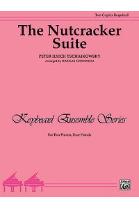 TheNutcrackerSuite:SheetNUTCRACKERSUITE(KeyboardEnsemble)[PeterIlyichTchaikovsky]