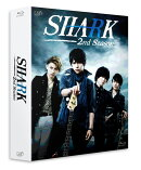 SHARK 〜2nd Season〜 Blu-ray BOX 豪華版【初回限定生産】【Blu-ray】