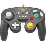 ホリ クラシックコントローラー for Nintendo Switch ゼルダ
