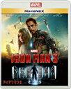 アイアンマン3 MovieNEX 【Blu-ray】 [ ロバート・ダウニーJr. ]