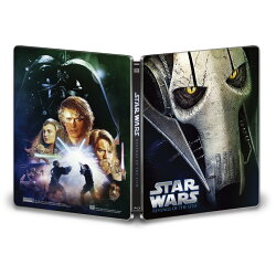 スター・ウォーズ エピソード3/シスの復讐(数量限定生産)【Blu-ray】