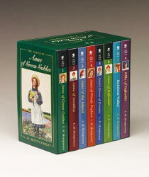 THE COMPLETE ANNE OF GREEN GABLES: THE L