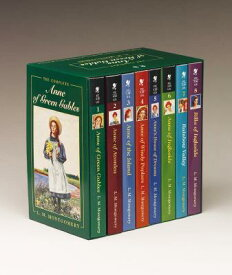 The Complete Anne of Green Gables: The Life and Adventures of the Most Beloved and Timeless Heroine BOXED-COMP ANNE OF GRN GABL 8V [ L. M. Montgomery ]