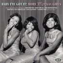 【輸入盤】Baby I've Got It: More Motown Girls