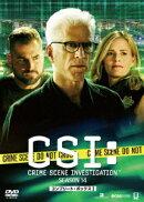 CSI:科学捜査班 シーズン14 コンプリートDVD BOX-1