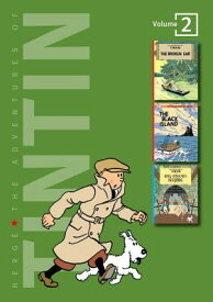 The Adventures of Tintin: Volume 2 ADV OF TINTIN V02 (3 Original Classics in 1) [ Herge ]
