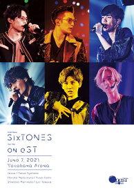 on eST (Blu-ray通常盤)【Blu-ray】 [ SixTONES ]