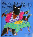 WHAT'S THE TIME,MR.WOLF?(H)