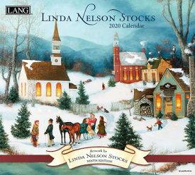 Linda Nelson Stocks: 2020 Wall Calendar 2020 WALL CAL [ Lang Companies ]