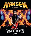 【輸入盤】Thank You Wacken Live【Blu-ray】