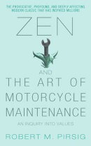 ZEN & THE ART OF MOTORCYCLE MAINTENAN(A)【バーゲンブック】