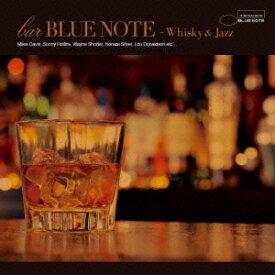 BAR BLUE NOTE-Whisky & Jazz [ (V.A.) ]