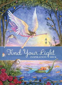 Find Your Light Inspiration Deck FIND YOUR LIGHT INSPIRATION DE [ Sara Burrier ]