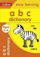 Collins Easy Learning - Picture Dictionary Ages 3 to 4