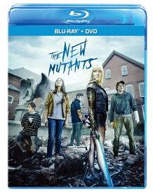ニュー・ミュータント ブルーレイ+DVDセット【Blu-ray】 [ アニャ・テイラー=ジョイ ]