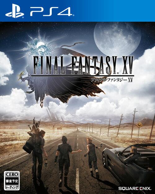 ファイナルファンタジーXV 通常版 PS4版