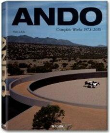 ANDO:COMPLETE WORKS 1975-2010(H) [ PHILIP ED. JODIDIO ]