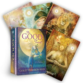 The Good Tarot: A 78-Card Deck and Guidebook GOOD TAROT [ Colette Baron-Reid ]