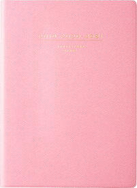 2019年度版 4月始まり No.950 3年卓上日誌 ピンク 高橋手帳 2019年4月始まり A5判