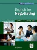 English For Negotiating【バーゲンブック】