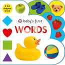 Baby's First Words: A Fun-Shaped Book