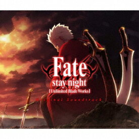 Fate/stay night [Unlimited Blade Works] Original Soundtrack [ (アニメーション) ]