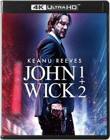 ジョン・ウィック 1+2 4K ULTRA HDスペシャル・コレクション(初回生産限定)【4K ULTRA HD】 [ キアヌ・リーブス ]
