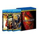 スパイダーマン トリロジーBOX(Mastered in 4K)【Blu-ray】
