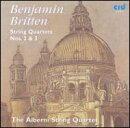 【輸入盤】String Quartet.2, 3: Alberni.q