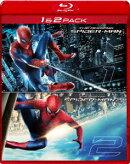 アメイジング・スパイダーマン 1&2パック 【初回生産限定】【Blu-ray】