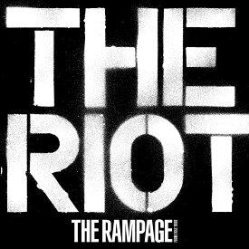【先着特典】THE RIOT (CD ONLY) (B2ポスター付き) [ THE RAMPAGE from EXILE TRIBE ]