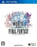 ワールド オブ ファイナルファンタジー PS Vita版