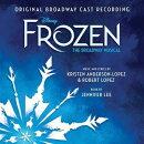 【輸入盤】Frozen - The Broadway Musical