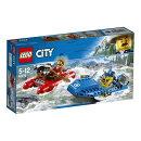 レゴ(LEGO)シティ 激流のボートチェイス 60176
