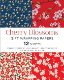 CHERRY BLOSSOMS:GIFT WRAPPING PAPERS