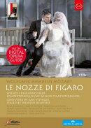 【輸入盤】『フィガロの結婚』全曲 ベヒトルフ演出、エッティンガー&ウィーン・フィル、プラチェツカ、ヤンコヴァ…