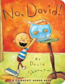 No, David! NO DAVID-BOARD (David Books) [ David Shannon ]