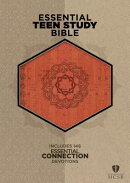 Essential Teen Study Bible-HCSB-Cork