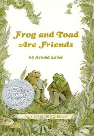 Frog and Toad Are Friends FROG & TOAD ARE FRIENDS LIB/E (I Can Read Level 2) [ Arnold Lobel ]