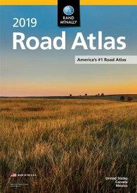 Rand McNally 2019 Road Atlas RM 2019 ROAD ATLAS 95/E [ Rand McNally ]