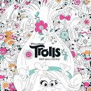 Trolls: Libro Para Colorear
