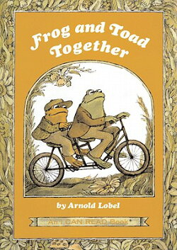 FROG AND TOAD TOGETHER(H)【バーゲンブック】